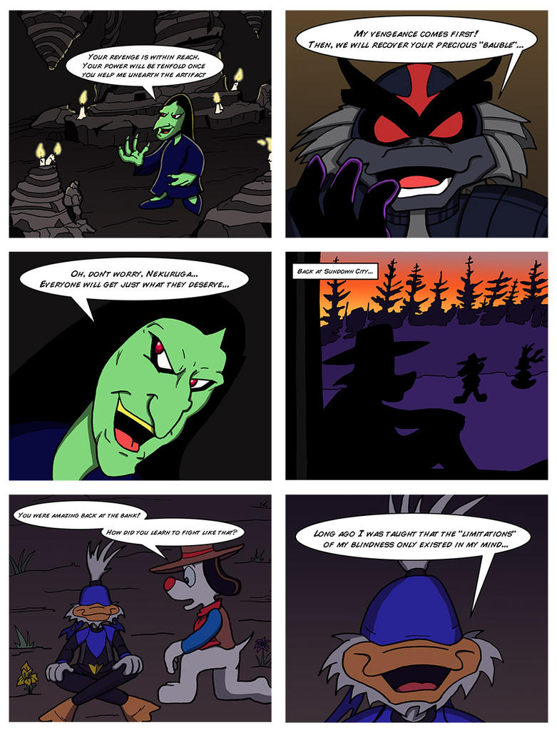 Dogstar: Chapter 6 - Page 16 by BVW