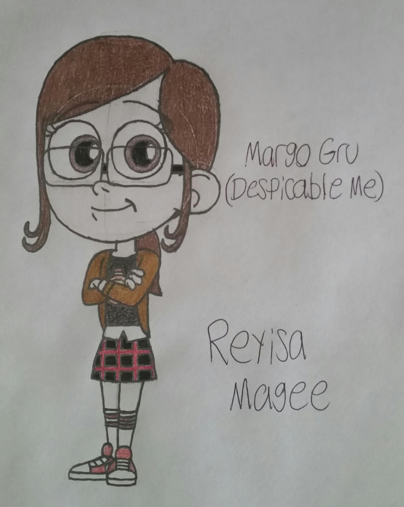 Margo Despicable Me Drawing