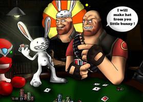 New bunny hat by danwolf15