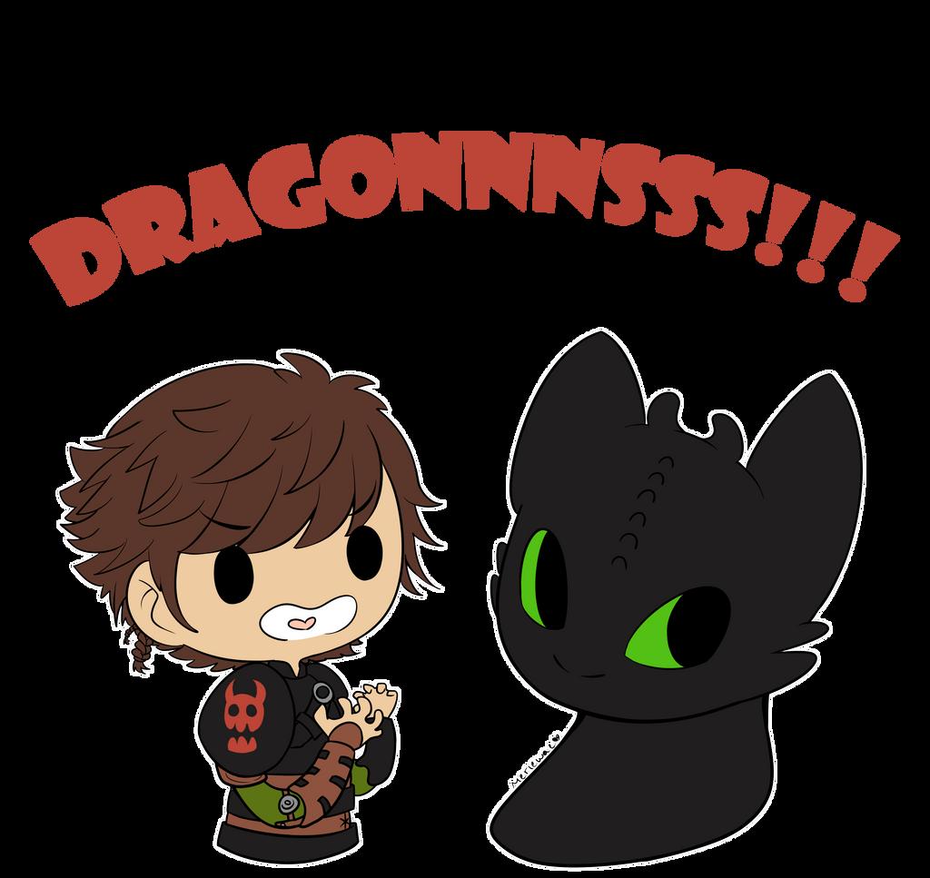 Dragons! by Merlewae