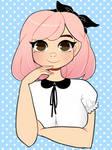 Pink by Merlewae