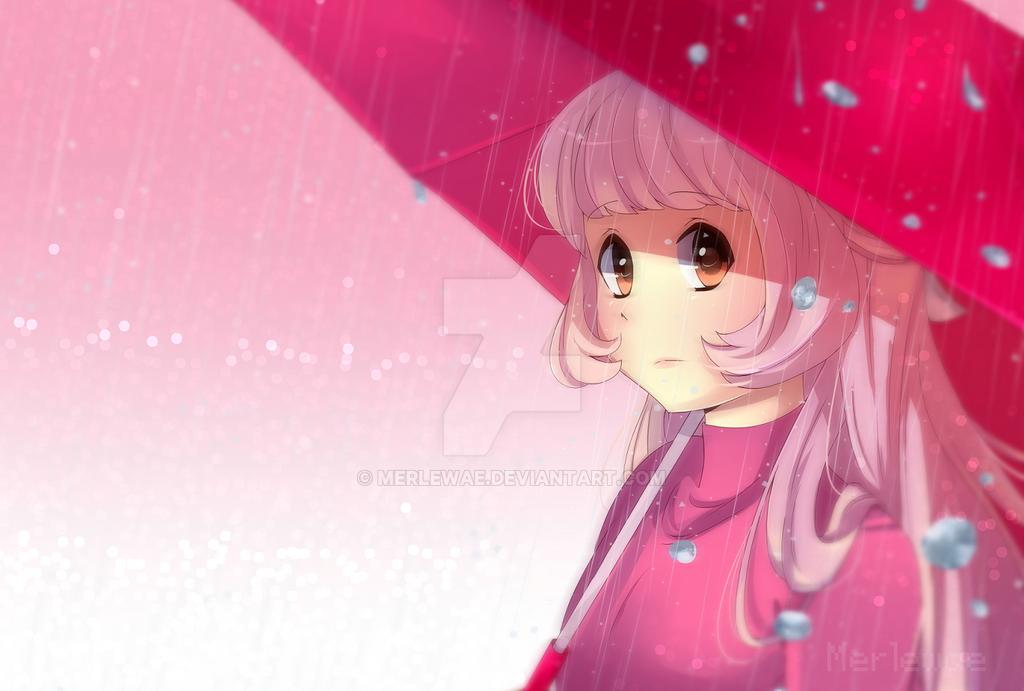 Droplets by Merlewae