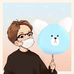 Heejun n' Balloon