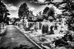 Grave yard Dream by DaveJones-Photograpy