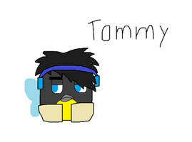 New OC - Tommy by SprixieFan12345