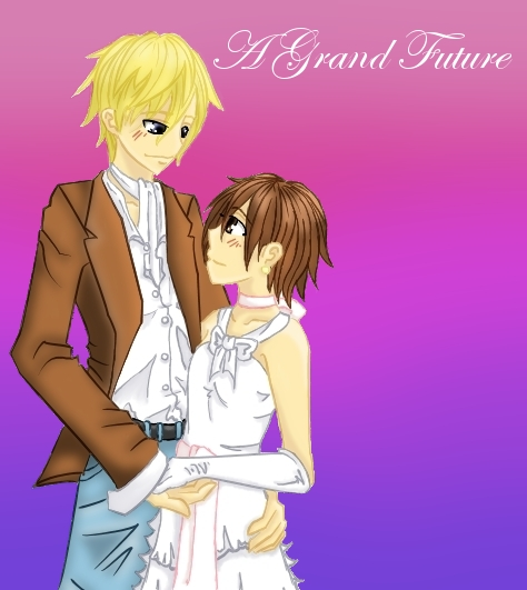 A Grand Future cover by R3YD1O