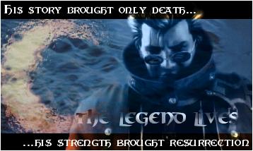 The Legend Lives ID by auron-fan-club