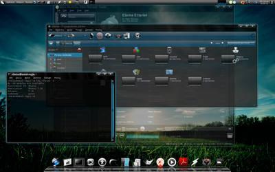My Desktop by ramios
