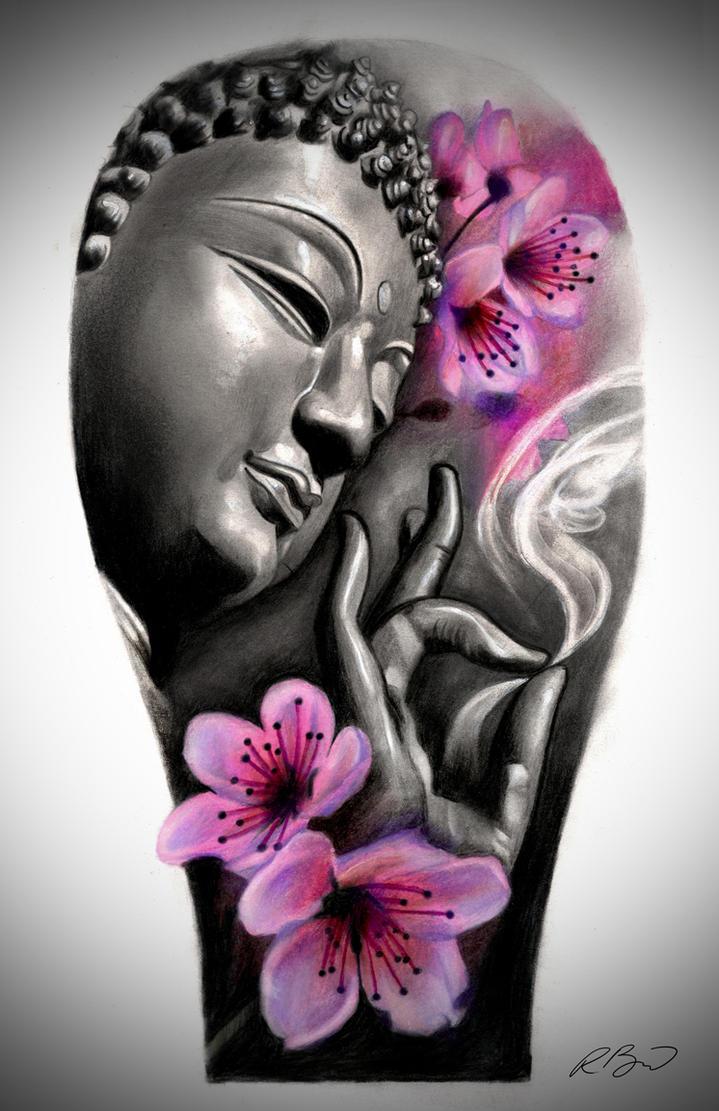 Buddha by badfish1111 on DeviantArt