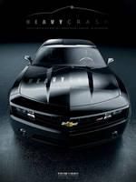 Chevrolet camaro RS heavycrash