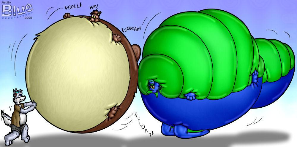 Helium Rollin' by minnagowaseiryuu