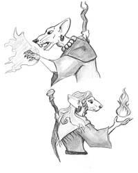 Kobold Shaman by TW2Creations