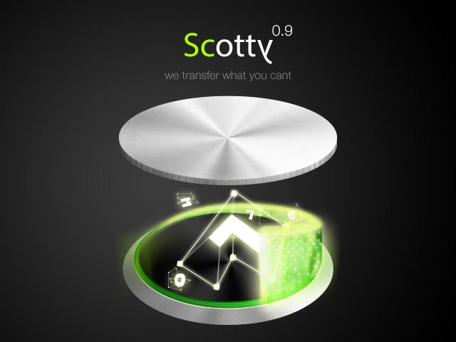 Scotty by MahmoodZ