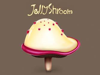 JellyShroom by MahmoodZ