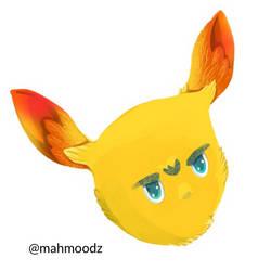 Pi-hat-chu something  by MahmoodZ