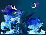 Moonlit Night [COM] by EmptyFaze