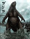Godzilla Rising