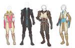 swtor - armour