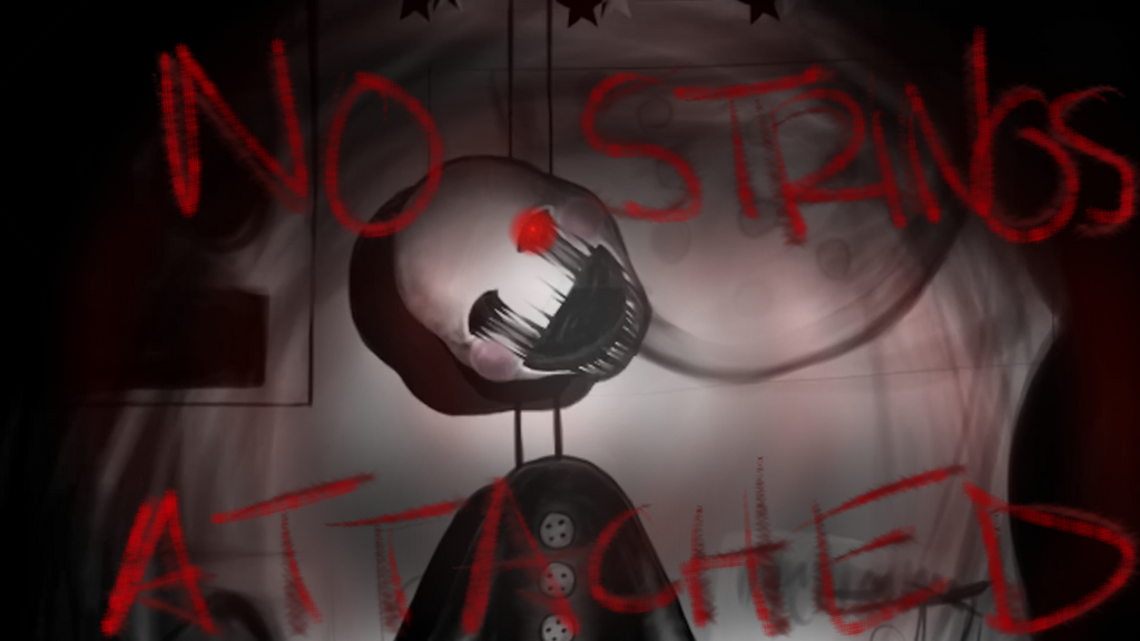 Marionette Puppet Fnaf 4 Fan Art How To Draw How To