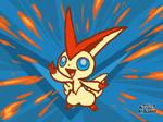 Pokemon Art Academy- Victini