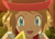 Emote Serena Happy tears XY