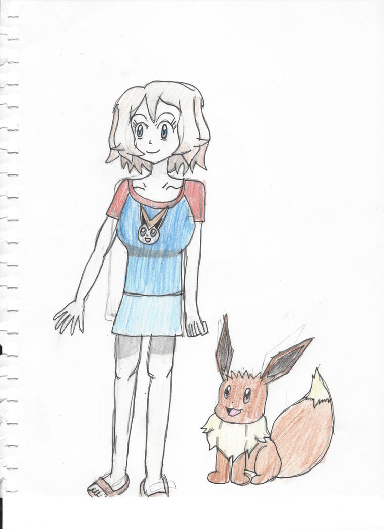 Serena's outfit for my fanfic by Pikafan09