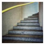 at the top of the stairs by KizukiTamura