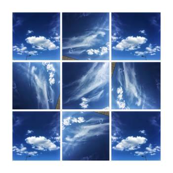 blue summer set by KizukiTamura