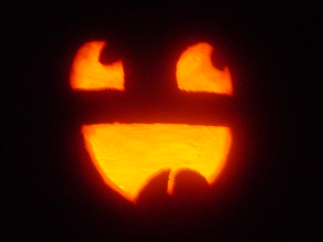 Awesome face pumpkin by soapseller on deviantart