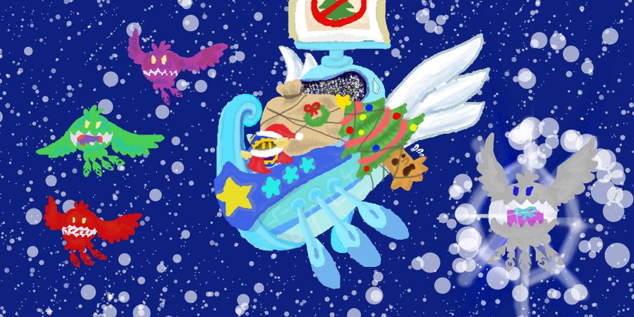 How Magoler Stole Christmas by DeekirbyDeeL