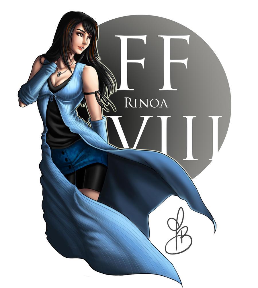 Rinoa FF8 by Weirdream13