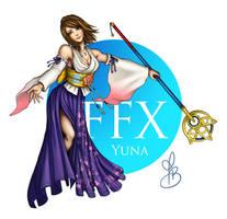 YunaFFX by Weirdream13