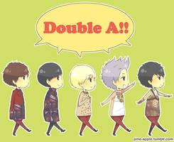 Double A -AA-