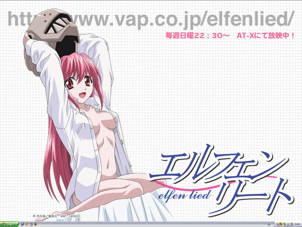 Elfen lied wallpaper xxx xxx vids