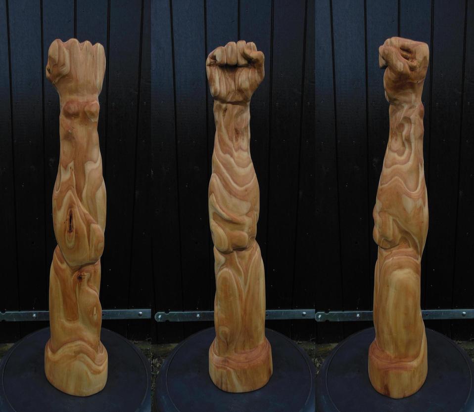 Vuist - Fist by Metalheank