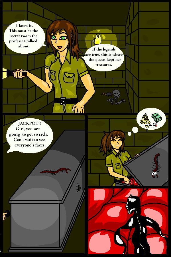 Feminization комиксы