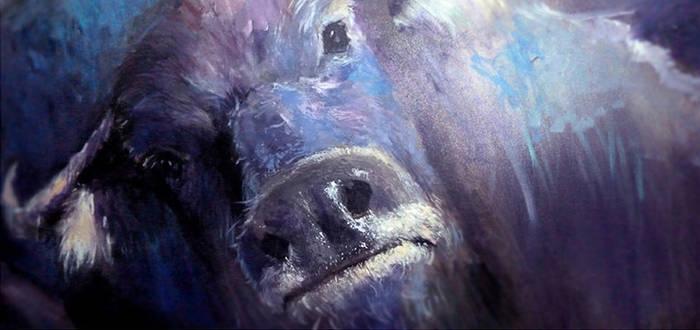 The Dark Buffalo By Lusogi