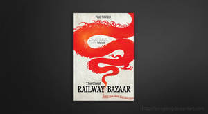 The Great Railway Bazaar Coverbook