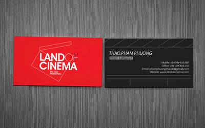 Land of cinema Project