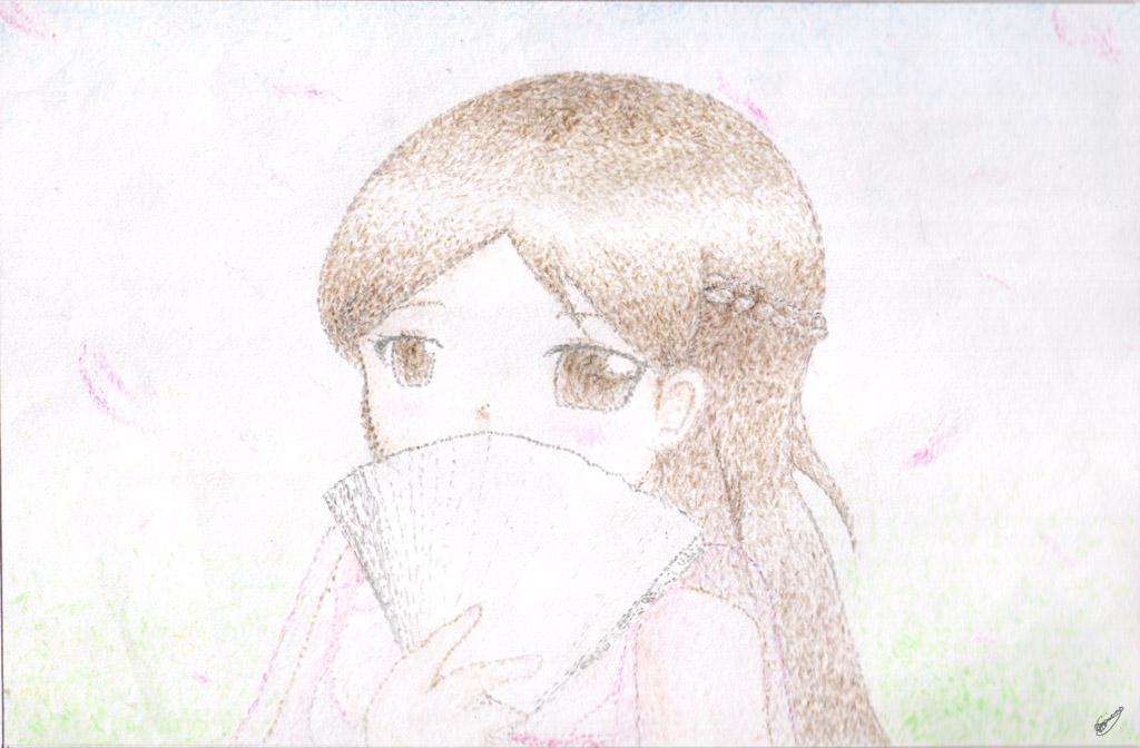 May Jasmine in Pointillism by MayJasmine