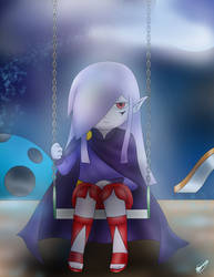 Loneliness... by MayJasmine