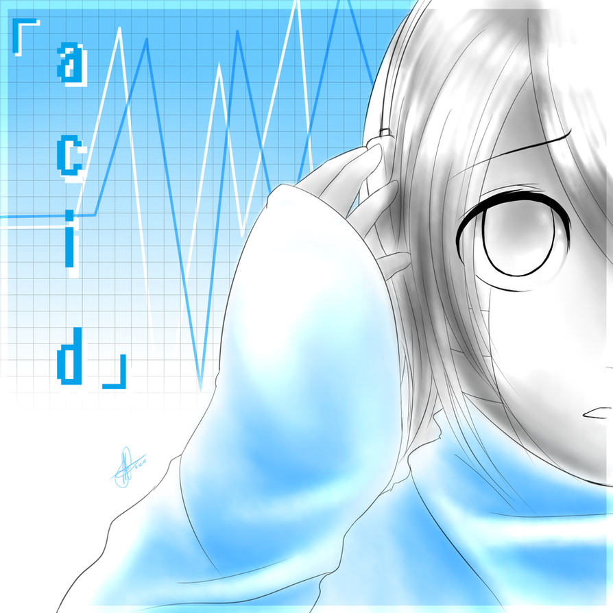 [Undertale] Acid Tears by MayJasmine