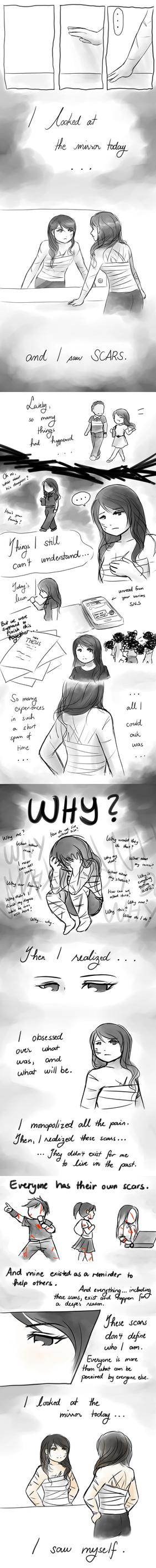 Comic: Scars by MayJasmine