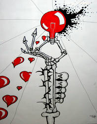 Heart Light by eddiethey3t1