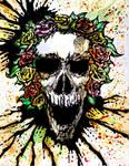 Sugar Skull 2018 by eddiethey3t1