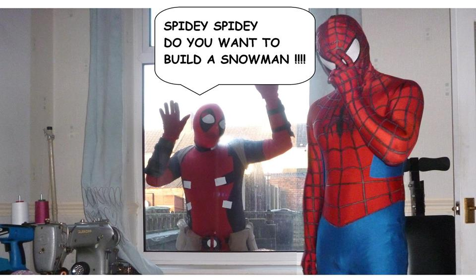 Spidey Spidey SPIDEYYYYYYYYYYYY by freehug7remix