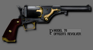 Model 70 Officer's Revolver