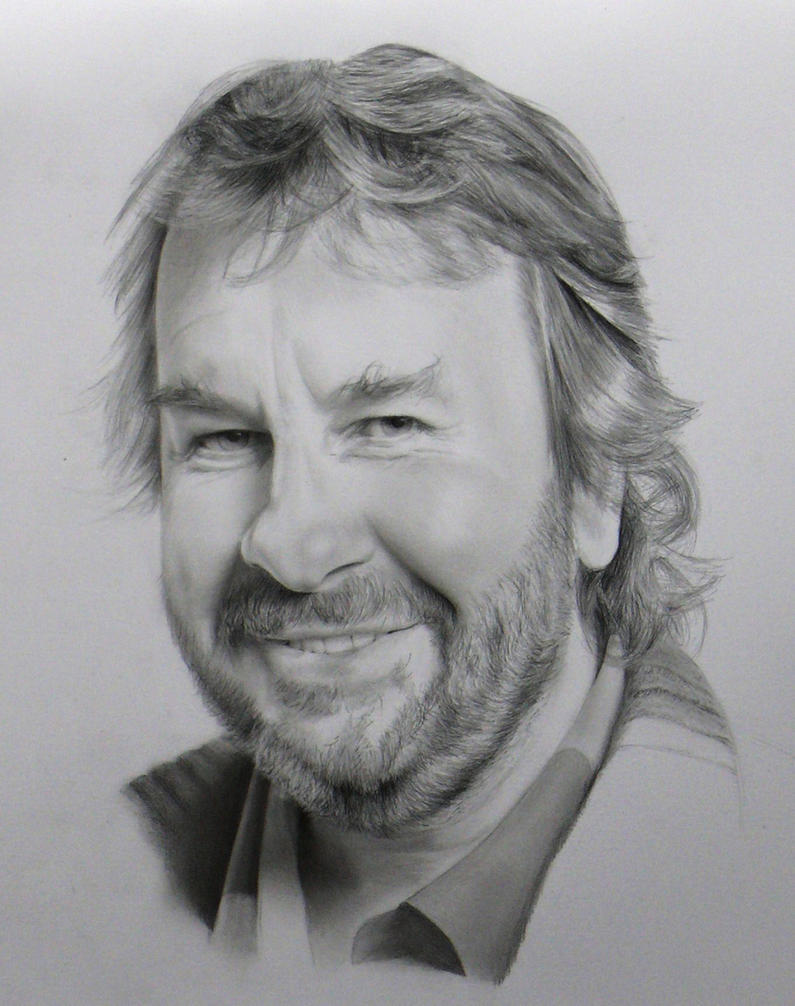 Sir Peter Jackson by akalinz