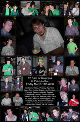 12 Pubs of Guinness 2006