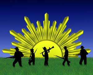 ANZAC Day - Rising Sun